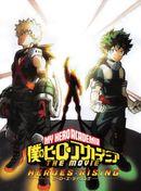 Affiche My Hero Academia: Heroes Rising