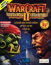 Jaquette Warcraft II: Tides of Darkness