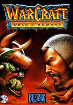 Jaquette Warcraft : Orcs & Humans