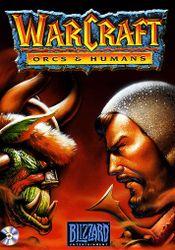 Jaquette Warcraft: Orcs & Humans