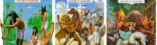 Cover Collection Mythes et Légendes