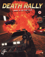Jaquette Death Rally