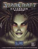 Jaquette StarCraft : Brood War