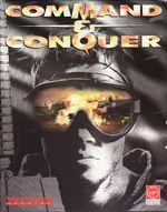 Jaquette Command & Conquer