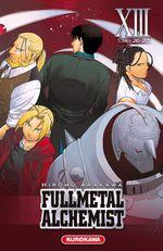 Couverture Fullmetal Alchemist (Édition reliée), tome 13