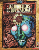 Jaquette Les Chevaliers de Baphomet 2 : Les Boucliers de Quetzalcoatl