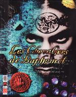 Jaquette Les Chevaliers de Baphomet