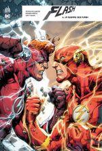 Couverture La Guerre des Flash - Flash (Rebirth), tome 6