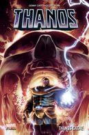 Couverture Thanos gagne - Thanos, tome 2