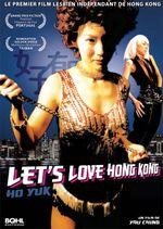 Affiche Let's Love Hong Kong