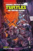 Couverture Nouveau Départ - Les Tortues ninja, tome 0