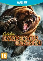 Jaquette Cabela's Dangerous Hunts 2013