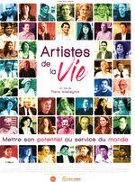 Affiche Artistes de la Vie