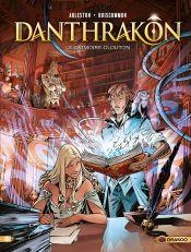 Couverture Le Grimoire glouton - Danthrakon, tome 1