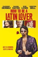 Affiche How to Be a Latin Lover