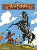 Couverture Yakari et les Appaloosas - Yakari, tome 31