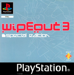 Jaquette WipEout 3 : Special Edition
