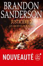 Couverture Justicière, Volume 2