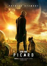 Affiche Star Trek : Picard