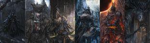 Cover Soulsborne : classement