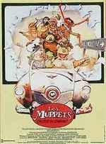 Affiche Les Muppets : Ça c'est du cinéma