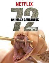 Affiche 72 animaux dangereux en Amérique latine