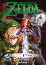 Couverture The Legend of Zelda: Twilight Princess - Tome 6