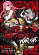Couverture Goblin Slayer : Year One, tome 1