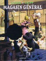Couverture Charleston - Magasin général, tome 7