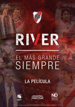 Affiche River, el más grande siempre