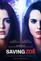 Affiche Saving Zoë