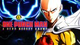 Jaquette One Punch Man : A Hero Nobody Knows