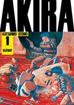 Couverture Akira (Édition originale noir et blanc), tome 1