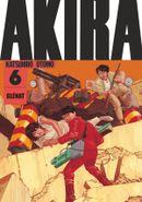 Couverture Akira (Édition originale noir et blanc), tome 6