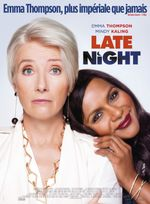 Affiche Late Night