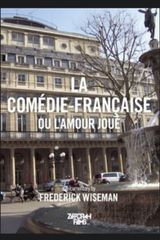 Affiche La Comedie-Francaise ou l'Amour joué