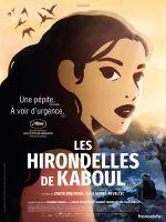 Affiche Les Hirondelles de Kaboul