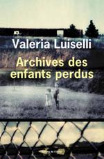 Couverture Archives des enfants perdus