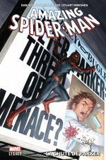 Couverture La Chute de Parker - Marvel Legacy : Spider-Man, tome 1