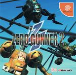 Jaquette Zero Gunner 2