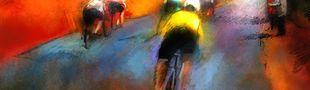 Cover Mon Tour de France imaginaire