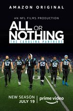 Affiche All or Nothing : Carolina Panthers