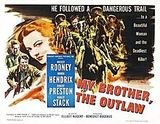 Affiche My Outlaw Brother