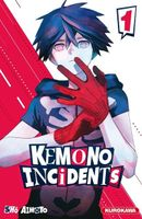 Couverture Kemono Incidents