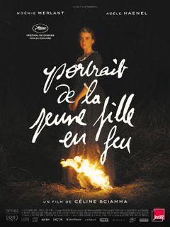 Affiche Portrait de la jeune fille en feu