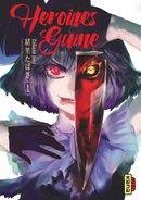 Couverture Heroines Game, tome 1