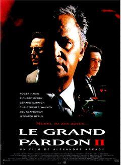 Affiche Le Grand Pardon II
