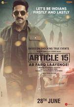 Affiche Article 15
