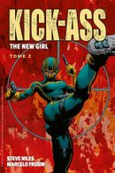Couverture Kick-Ass : The New Girl, tome 2