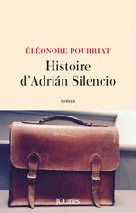 Couverture Histoire d'Adrian Silencio